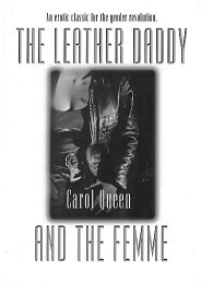 Leather Daddy and the Femme cover